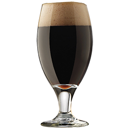 Belgian Black Beer