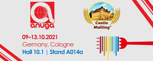 Anuga 2021 (Cologne, Germany), October 9 - 13