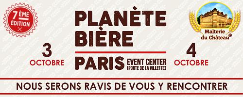 Planète Bière 2021 (Paris, France), October 3-4