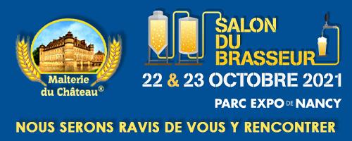 Salon du Brasseur 2021 (Nancy, France), October 22-23