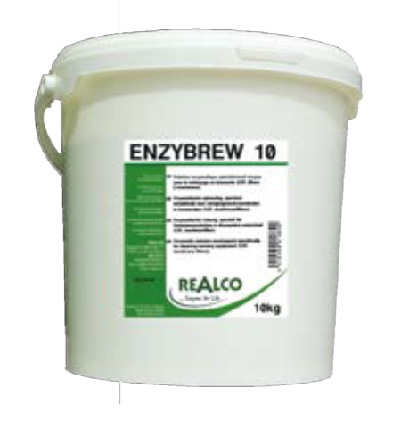New Cleaning Product ENZYBREW 10 by REALCO® Already Available at Castle Malting®